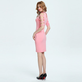 Vestido Midi Lindo Elegante Cod#del
