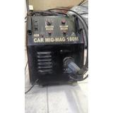 Aparelho De Solda Car Mig-meg 180m