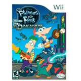 Vg - Phineas & Ferb 3 Wii