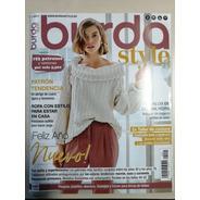 Burda Style 1/2021 - Moda A Tú Medida. Con Patrones