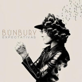 Enrique Bunbury Expectativas Lp +cd Nuevo Europeo En Stock