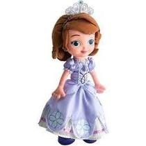 Boneca Sofia Princesinha Encantada Disney Musical Multibrink