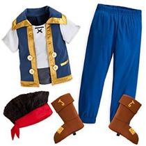 Disfraz Para Niño Disney - Traje Jake Para Los Muchachos -