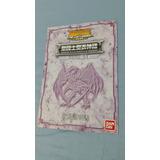 Peça Manual Cloth Myth Bandai Cavaleiros Kagaho Bennu Canvas