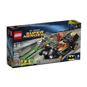 Lego Super Heroes 76012 Con Caja E Instructivo