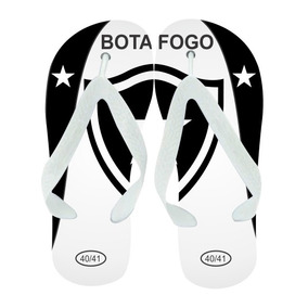 Chinelo Bota Fogo Futebol Clube Frete Grátis