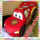 Piñata 3d Cars,mate,hot Wheels,rayo Mac Queen.fiestas