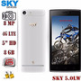 Android 5 Sky Elite 5.0wl 4g Lte Lcd 5 Dual Flash 8mp Desblo