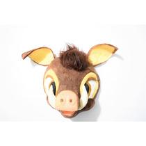 Mascara De Jabalí Para Niños