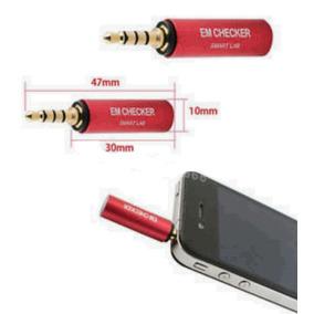Sensor Emf Smartphone Campo Electromagnetico Espia Fantasmas