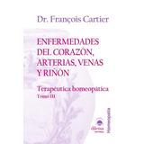Libro : Enfermedades Del Corazon, Arterias, Venas Y Riño..
