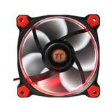 Ventilador Thermaltake Riing 12 Led Rojo