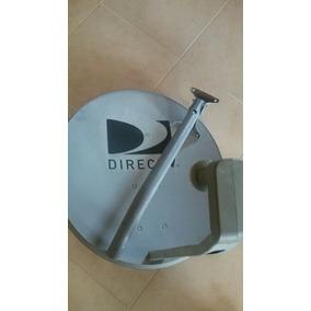 Antena Directv Nueva Con Lnb Azul Hd