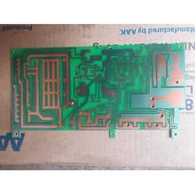 Placa Lisa Para Montar Fonte Digital 200a
