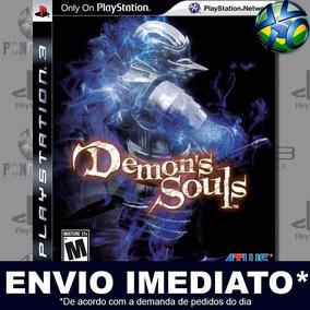 Jogo Ps3 Demons Souls Psn Play 3 Mídia Digital Envio Rápido