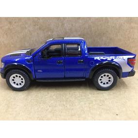 Miniatura Ford F-150 Raptor 2013 Azul