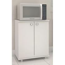 Armario De Cozinha / Balcão Para Microondas Pequeno 033 Br