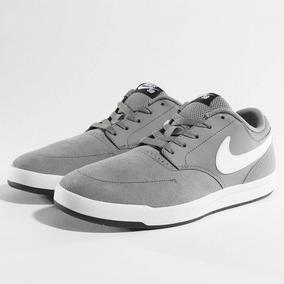 Zapatillas Nike Sb Fokus Cool Grey / White / Black