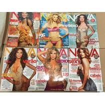Kit 10 Revistas Nova Cosmopolitan/ Boa Forma/ Womens Health