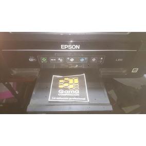 Impresora Epson L355 Sale Hoja En Blanco