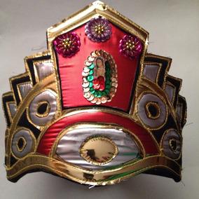 Copill Azteca Penacho Danza Concheros Virgen Basilica C Envi