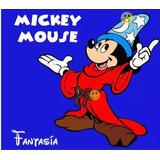It Imprimible Mickey Mouse Fantasia Tarjetas Y Mas Cumpleaño