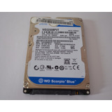Disco Duro Laptop 320 Gb Wd Scorpio Blue Wd3200bpvt