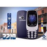 Etoway 3310 Básico Del Recuerdo,con Juegos, Sellados