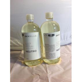 Aceite Para Masajes Neutro X 1 Litro Cerrado Aprobado Anmat