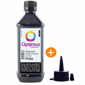 Tinta Para Brother Mfc-j6710dw | Lc79 Cmyk Optimus 500ml