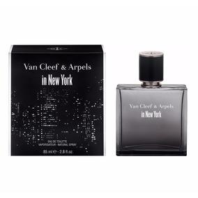 Perfume Hombre Van Cleef In New York Men Edt 85ml