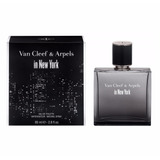 Perfume Hombre Van Cleef In New York Men Edt 85ml