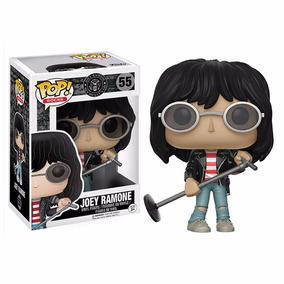Funko Pop Rocks Joey Ramone Ramones Pronta Entrega #55