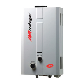 Boiler Instantaneo 6 Litros Mirage Gas Lp Version 2
