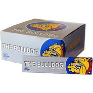 Papel Para Fumar The Bulldog Paper Silver / Display
