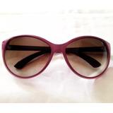 Óculos De Sol Sisley 1201 Roxo