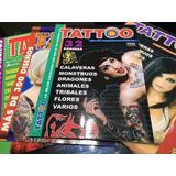 Lote 6 Revistas Tattoo