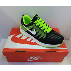 Zpt Deportivos Nike Air Max Zoom. Tallas 40-44. Verde