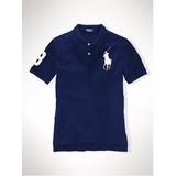 Polo Ralph Lauren Juvenil Camisa Polo Big Pony Várias Cores!