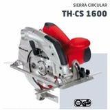 Sierra Circular Mano 7 1500w Einhell Th-cs1600 Mader Lacueva