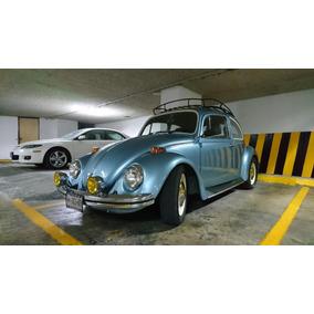 Vw Vocho Sedan 1976 De Coleccion