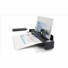 Scanner Fujitsu Scansnap Ix100 A4 Color Portátil Wifi