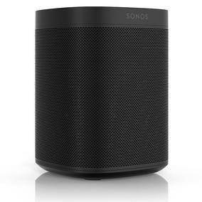 Bocina Inalámbrica Wifi Sonos One + Control De Voz Alexa
