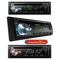 Stereo Pioneer Deh X5 Bluetooth Reemplaza 6850 Belgrano R