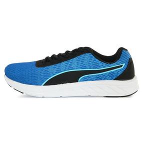 Zapatillas Puma Comet Azul Hombre