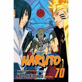 Mangá Naruto Vol.70 No Plástico