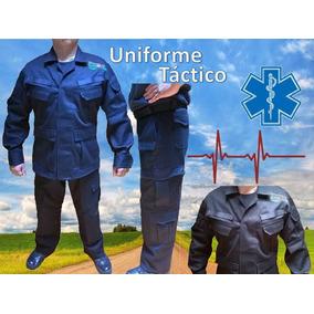Uniforme.guerrera Tactico Policial ,paramedico, Rescatista.