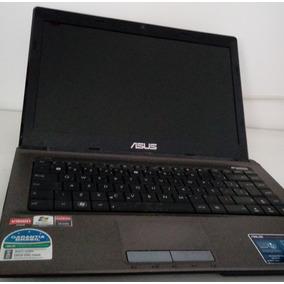 Notebook Asus K43u Amd C-series 4gb 500hd Vitrine Promoção