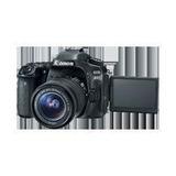Camara Canon Eos Reflex 80d 24.2 Mp Lcd 3.0 Wifi Nfc Cd-679