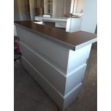 Mostrador Recepción Mueble Comercio Comercial Peluquería